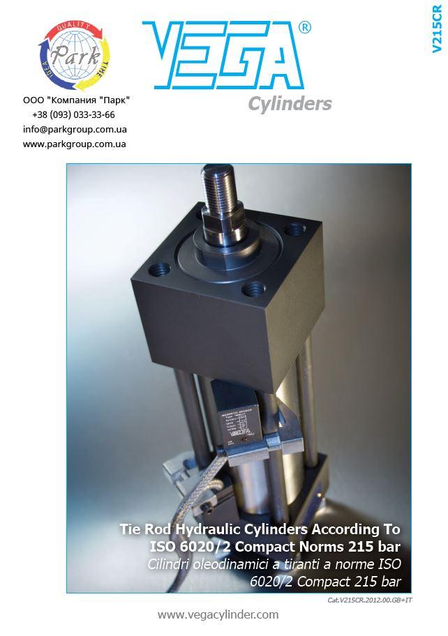 Гидроцилиндр V215CR