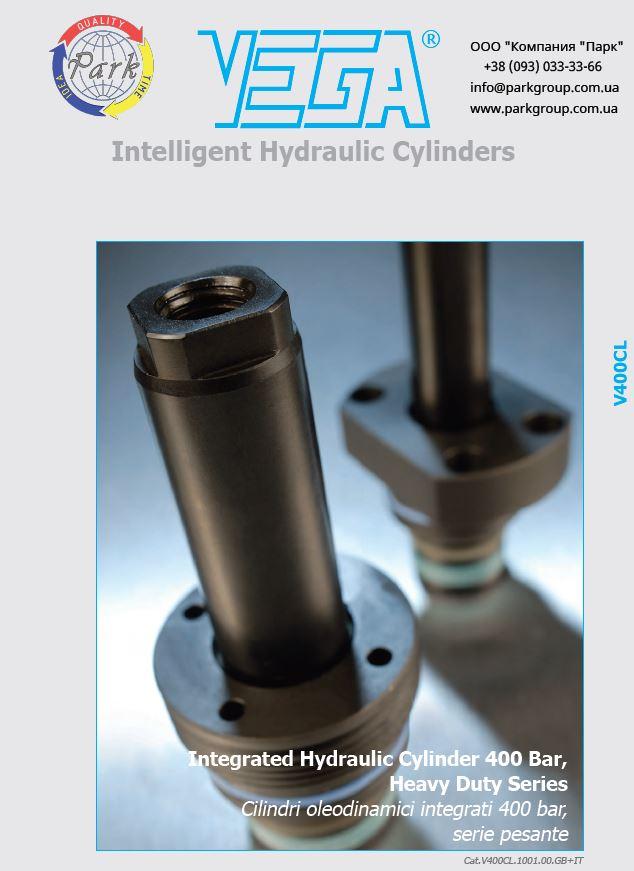 Гидроцилиндр-v400cl